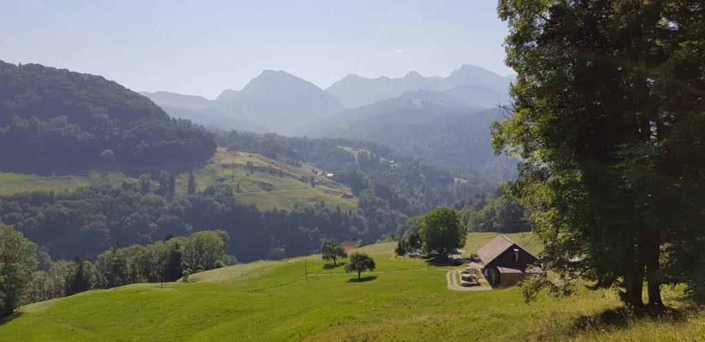 Schwyzer Berge